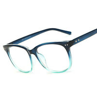 Vintage Women Clear lens Glasses Frame men Square Geek Glasses Nerd Eyewear