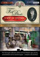 Fred Dibnahs - Fatto IN Bretagna Serie - Motori At Lavoro DVD Nuovo DVD (VFN111)