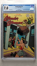 Wonder Woman #28 CGC 7.0 F/VF    Double Cover