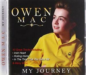 MY JOURNEY - MAC OWEN [CD]
