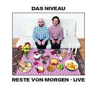 DAS NIVEAU - RESTE VON MORGEN-LIVE 2 CD NEU