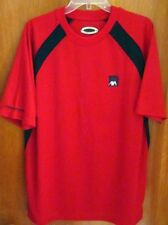 AXA investment management XL shirt athletic France finance embroidery logo tee