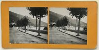 Menton Foto P39L8n16 Stereo Stereoview Vintage Analogica