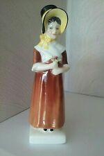 Royal Doulton Figurine Louise from Kate Greenaway Hn2869 Retired 1986