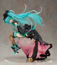 Hatsune Miku Pink Diamond Anime Collectible Action Figure PVC toys for 20cm