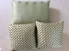 Fieldcrest Luxury Silk Pillow Set Pale Green