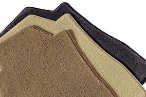 MITSUBISHI Custom Fit LUXE Plush  Front 1 Row Carpet Floor Mats Lloyd 2 Pieces