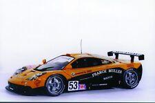 1:18 UT Models McLaren F1 GTR '96' #53 Giroix 'Franck Muller'