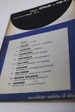 SC17 SPARTITO Album Club n. 22-Trolley boogie-Pierrot-L'oca-Raga rock-Blue dream