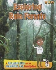 Exploring Rain Forests: A Benjamin Blog and His Inquisitive Dog Investigation