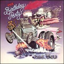 The Birthday Party - Junkyard LP REISSUE NEW LMTD ED RED-ORANGE VINYL Nick Cave