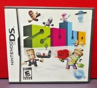 Zubo  - Nintendo DS DS Lite 3DS 2DS Game Complete + Tested