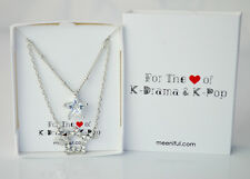 Korean Drama You're Beautiful rhinestone Star Necklace (US Seller)