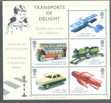 Great Britain -2003 Transports of Delight Toys mnh min sheet