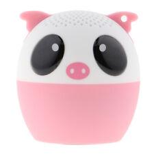 Mini Cute Bluetooth Speaker Cartoon Animal Pig Self-Timer for Smart Phones