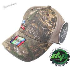 Stretch fit Real tree ball cap hat ford powerstroke diesel mossy flex fitted oak