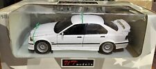 Bmw E36 Sedan White 318is 1/18 Ut Models Rare