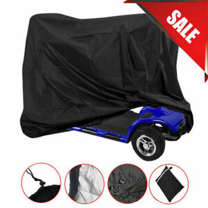 Heavy Duty Mobility Scooter Storage Shelter Rain Waterproof Cover UV Protector