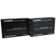 Comprehensive CHE-HDBT200 Pro AV/IT HDBaseT Extender over CAT5e/6/7 up to 230ftT