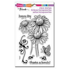 Stampendous Clear Stamps - Daisy Thanks - Thanks a Bunch, Flowers, Happy Day
