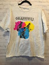 Keith Urban Graffiti U World Tour 2018 T-shirt Size XL