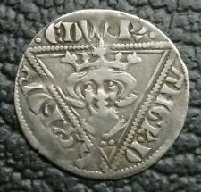 More details for ireland irish hammered silver edward i penny 2nd coinage 1279-1302 dublin s6247