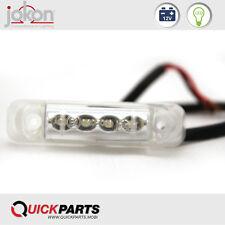 CARAVAN / MOTORHOME 4 LED FRONT MARKER LIGHT 12V JOKON E2-0205018 - 13.5021.000