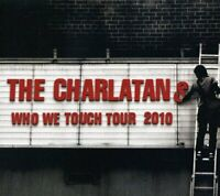 THE CHARLATANS Who We Touch Tour 2010 Limited Edition 3-CD album NEW/SEALED