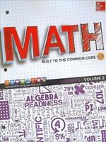 Glencoe Math, Course 3, Paperback by McGraw-Hill Education (COR), Brand New, ...