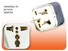 US EU To AU Adapter Plug Convetrer Australia Outlet AC Plug 3 Prong