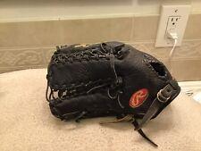 Rawlings G601B 12.75� Baseball Softball Glove Left Hand Throw