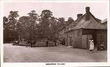 Greenford near Ealing & Wembley. Village.
