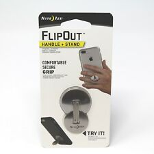 Nite Ize FlipOut - Low Profile Folding Handle and Stand for Smartphones