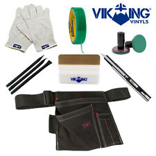 Viking Pro Vinyl Wrap Tool Kit Bundle (Vinyl Car Wraps)