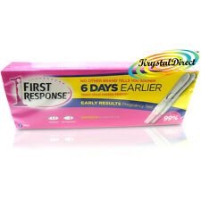 First Response Early Result Pregnancy 2 Tests TWIN TESTS
