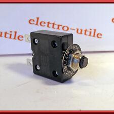 Disgiuntore Termico Salvamotore Termoprotettore per Motore Elettrico e Pompa