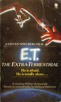 E. T.-The Extra-terrestrial By William Kotzwinkle