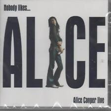 Alice Cooper Nobody likes Alice Cooper Live CD NEU Aint That Just Like A Woman