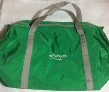 NWOT Google Doubleclick Promotional Green Nylon Tote Bag