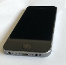 iPhone 5s Silver - Full Working Order!