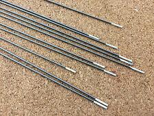1mm x 150mm White Tungsten 0.8% Zr Zirconiated AC Tig Welding Electrode