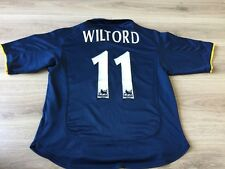 Vintage Arsenal Football Shirt Size S Nike Dreamcast 3rd Highbury Wiltord 11