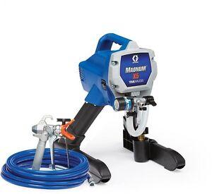 Graco Magnum X5 Airless Paint Sprayer Spray Gun Hose Pump Pro Painting Tools