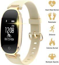 WOWGO Fitness Tracker Heart Rate Monitor Activity Tracker, Pedometer
