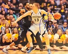 Henry Ellenson signed Autographed Auto Marquette Golden Eagles 8x10 Photo COA