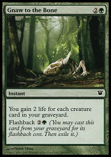 4x Rosicchiare Fino all'Osso - Gnaw to the Bone MTG MAGIC Innistrad Ita