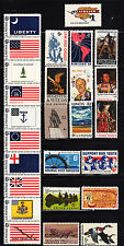 1968 Commemorative Year set w/Airlift (26 Stamps) - MNH