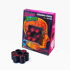 Cerebral Rings Brain Teaser 3D Jigsaw Puzzle Game Challege Mind Stimulate Easy