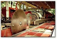 SOUNDS OF A SAWMILL SOUND EFFECTS CD FOR HO SCALE MODEL RAILROADS
