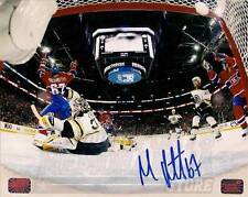 Max Pacioretty Montreal Canadiens Signed Autographed Netcam 8x10 Pacioretty Holo
